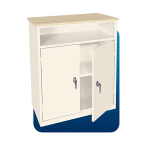 BL-303-PT Counter High Cabinet