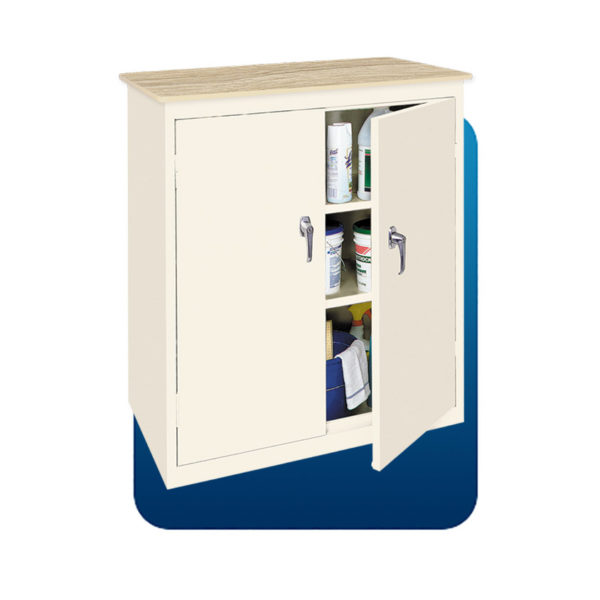 BL-364-PT Counter High Cabinet